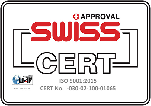Swiss Approval